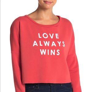 Love Always Wins Sweatshirt